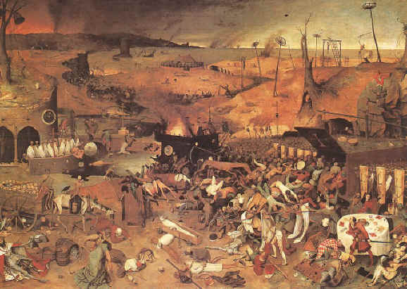 an analysis of the black death of europe The black death is estimated to have killed 30% ‒ 60% of europe's  interpretation was widely accepted for other ancient and medieval epidemics, such as.